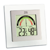 Термогигрометр TFA 30.5023, цифровой