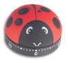 """Таймер TFA """"Lady Bug"""" 38.1025 механический, кухонный"""