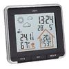 Настольная метеостанция ADE WS 1710 с зарядкой для смартфона и цифровым радио