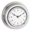 Часы TFA арт. 60.3014.54, настенные, сталь (морская серия)