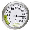 Гигрометр TFA 40.1054.50 для сауны