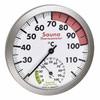 Термогигрометр TFA 40.1055.50 для сауны