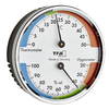 Термогигрометр TFA 45.2040.42, пластик
