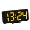 Часы-будильник TFA 60.2027.01, с термометром, настольные