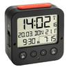 Часы-будильник TFA 60.2028, с термометром, настольные