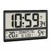 Часы-будильник TFA 60.4520.01, размер XL, с термогигрометром