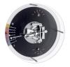 "Аналоговая метеостанция TFA ""Cosmo"" арт. 20.2049, алюминий+стекло"
