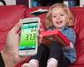 Термометр инфракрасный TFA 31.1133.01 для смартфонов