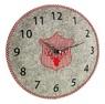 Часы TFA 60.3025.хх настенные, войлок
