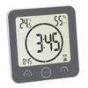 Часы TFA 60.4001.10, с таймером, для кухни и ванной, настольные